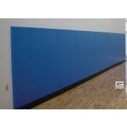 "Wall Pad with Neoprene Class A Foam, Standard Size, 2' x 6' x 2"""