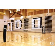RallyLine™ Scholastic Aluminum Multi-Sport Volleyball System