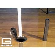 One-Court Sleeve-Type Badminton