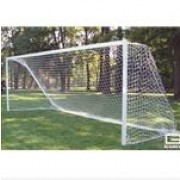 All-Star Recreational Touchline™ Soccer Goal, 8' x 24', Permanent