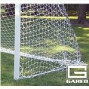 6-1/2' x 18' Soccer Net, 2 MM, White